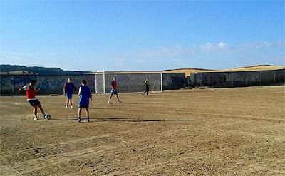 Campo de Fútbol de Ontígola