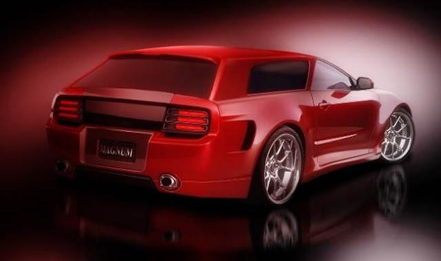 2017 Dodge Magnum Redesign