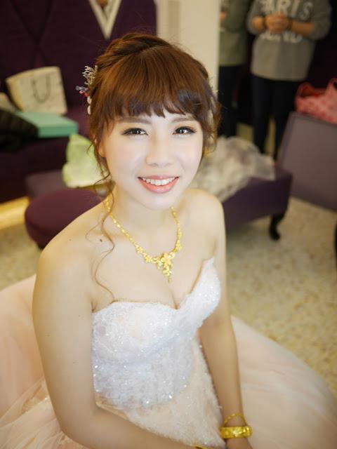 台北新秘 | 台北新娘秘書 | 乾燥花造型 | 不凋花造型 | 新娘造型2018 | 白紗造型 | 敬酒造型 | 送客造型 | 新秘推薦