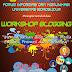 Workshop Blogging Universitas Borobudur