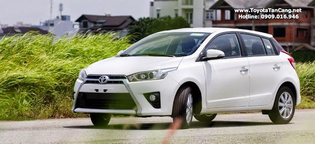 toyota yaris 2014 2 5467 - So sánh Ford Fiesta và Toyota Yaris : Ai là Vua xe Hatchback cỡ nhỏ - Muaxegiatot.vn