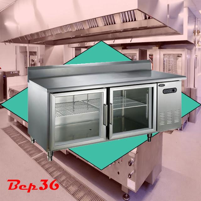 Mua bàn mát bàn lạnh nhập khẩu uy tín chính hãng từ bep36