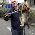 Giant rat bigger than a child found in Hackney, London