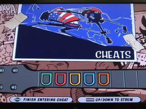 Cheat guitar hero extreme 2 vol 4