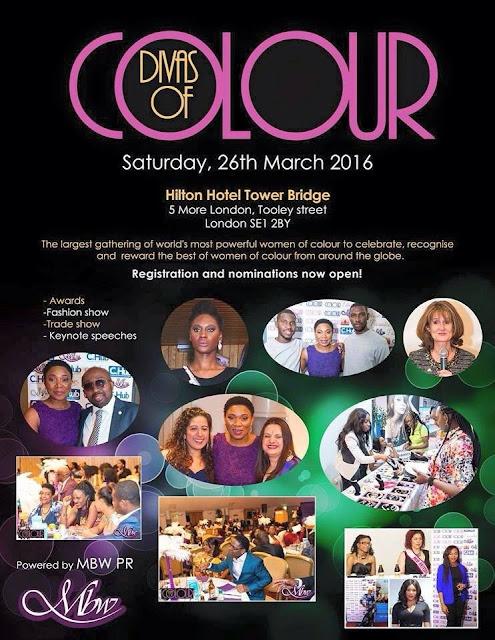 Divas of colour 2016