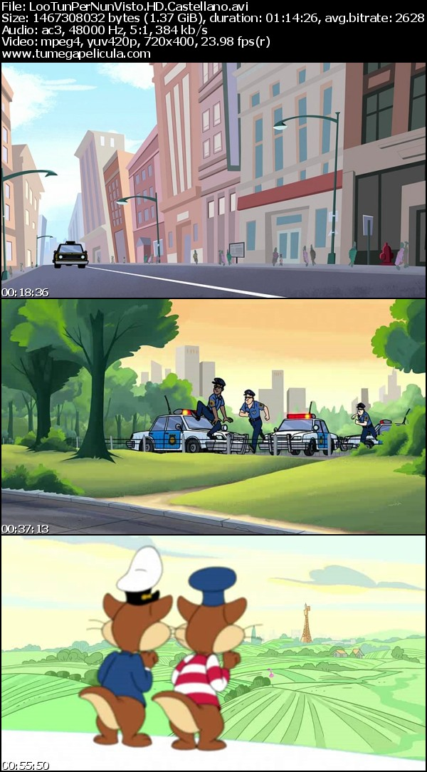 Los Looney Tunes (2015)