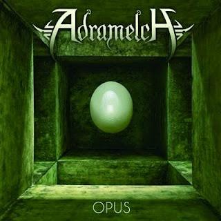 """Ακούστε το τραγούδι των Adramelch """"Pride"""" από το album """"Opus"""""""