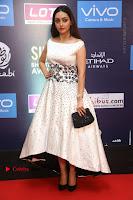Actress Pooja Salvi Stills in White Dress at SIIMA Short Film Awards 2017 .COM 0041.JPG