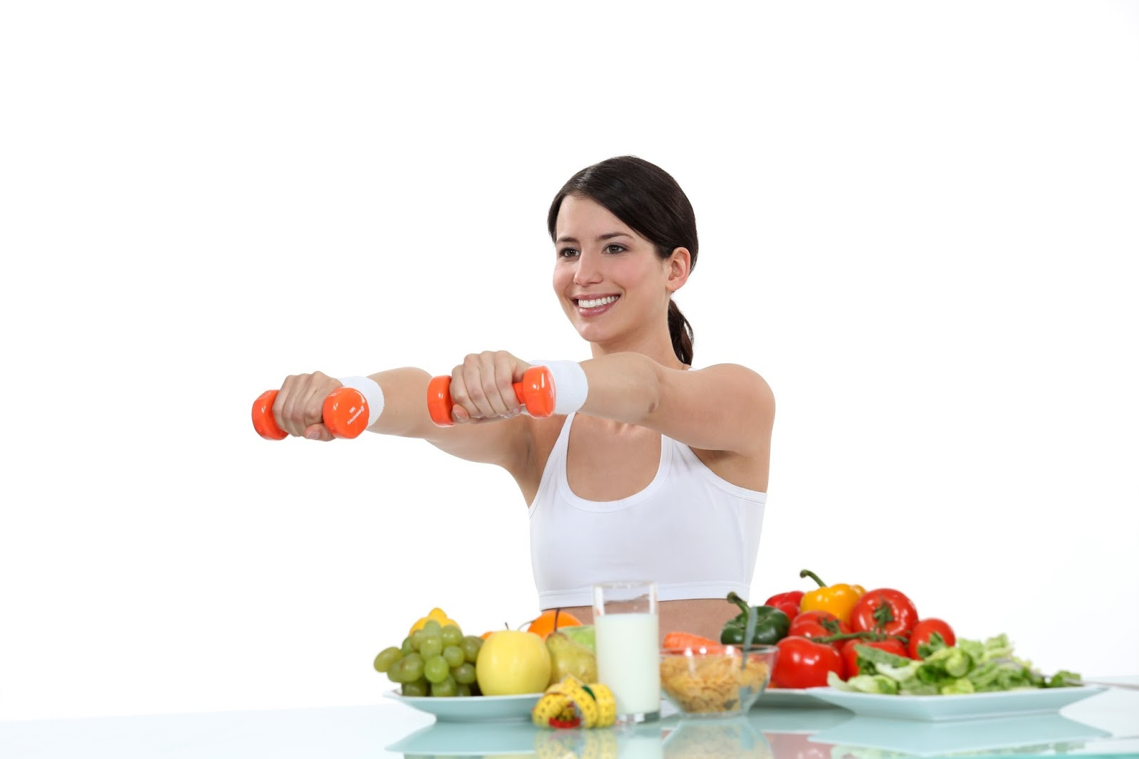 Питание и фитнес похудеешь