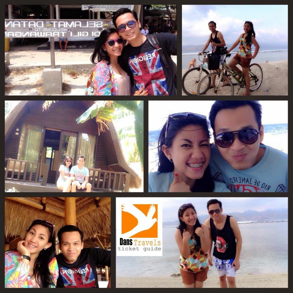 Paket Tour Bali - Gili Trawangan - Lembongan