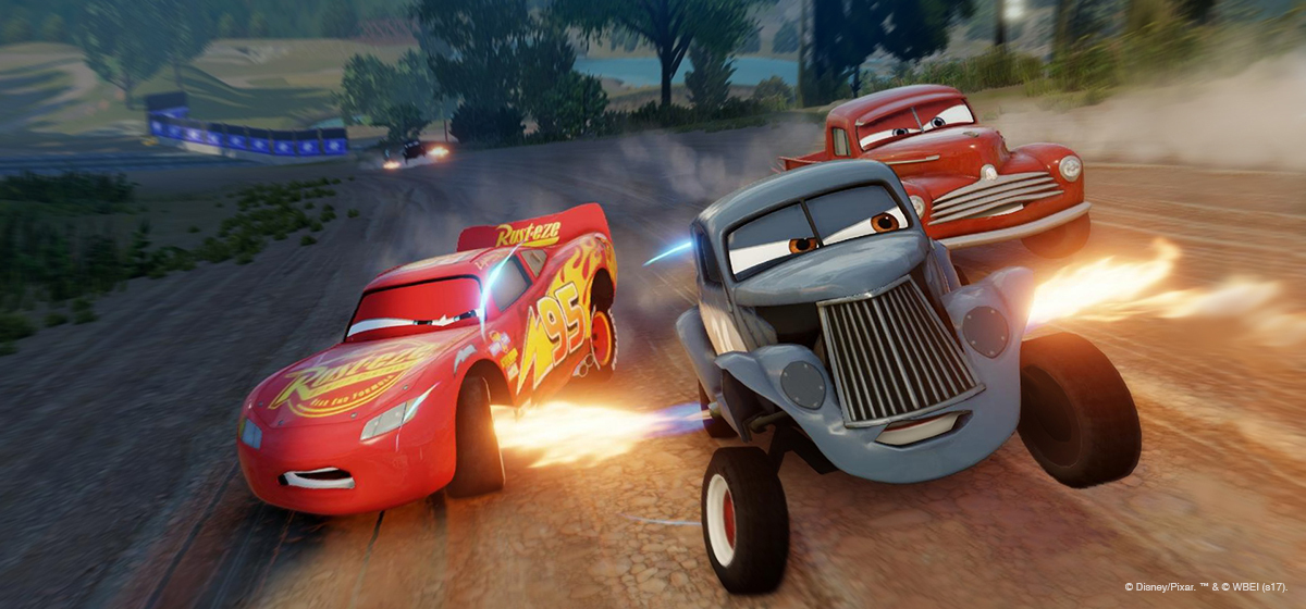 Cars 3: Driven to Win - WB Games