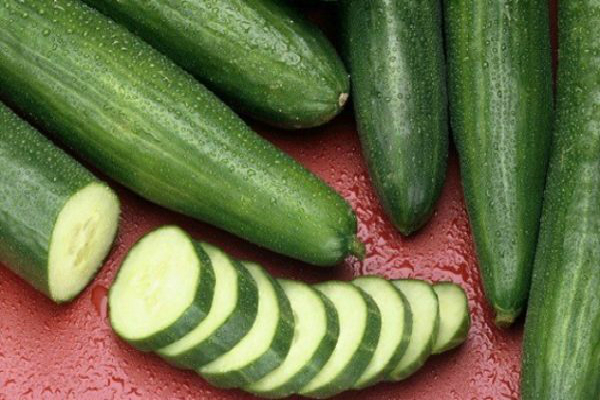 She Ate Cucumber Every Day, And Then Everybody Noticed That She Has Changed. Here Is What Happened!