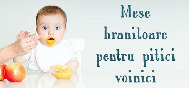 Ai inceput diversificarea mancarii bebelusului? Ce accesorii nu trebuie sa-ti lipseasca
