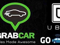Nih Dia Revisi Aturan dan Stiker Khusus Taksi Online
