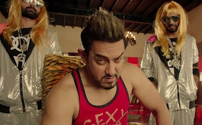 Bollywood Most Awaited movie Secret Superstar, Lear star Aamir Khan, Meher Vij, Zaira Wasim