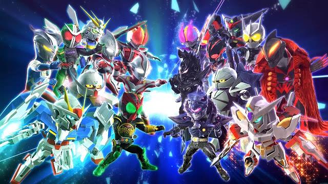 Heroes VS PSP GAME ISO