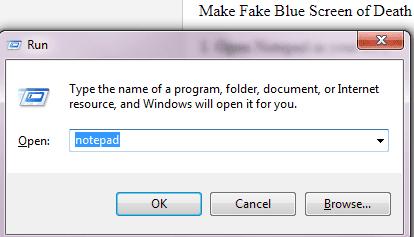 fake windows 10 prank