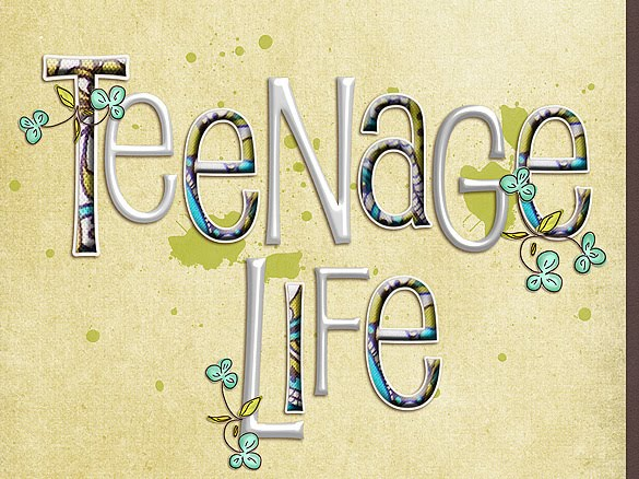 Teen Life Issues 84