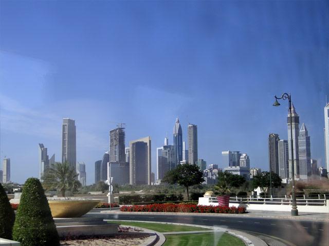 Melhor época para viajar a Dubai