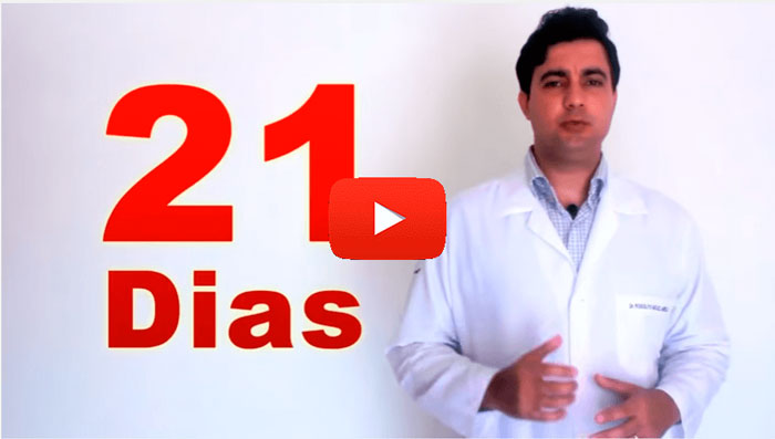dieta de 21 dias Dr. Rodolfo Aurélio