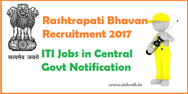 ITI jobs, Central Govt jobs
