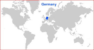 image: Germany Map Location