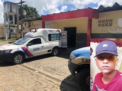 UBATÃ: ADOLESCENTE BALEADO POR ARMA ARTESANAL MORRE EM HOSPITAL