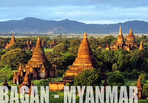 Visiting Bagan