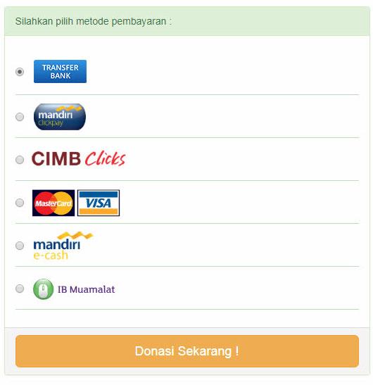 Zakat Online Dompet Dhuafa