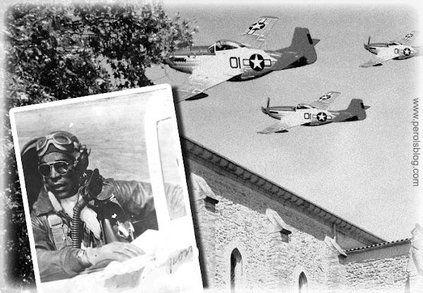 Richard D. Macon aviateur