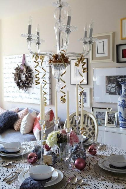 Ideias simples e sofisticadas para decoração de natal, ceia de natal