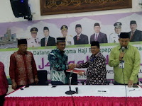 Jamaah Haji Dihimbau Jaga Kemabruan Haji dalam Kehidupan Sehari-hari