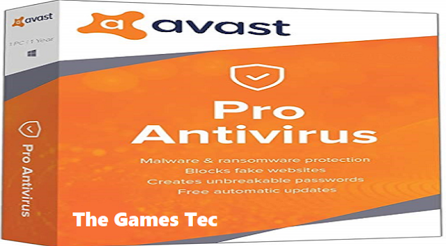 Avast Pro Antivirus 2019 Download