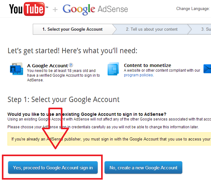 Adsense Hosted Account Approval Tricks the Fastest Way | The