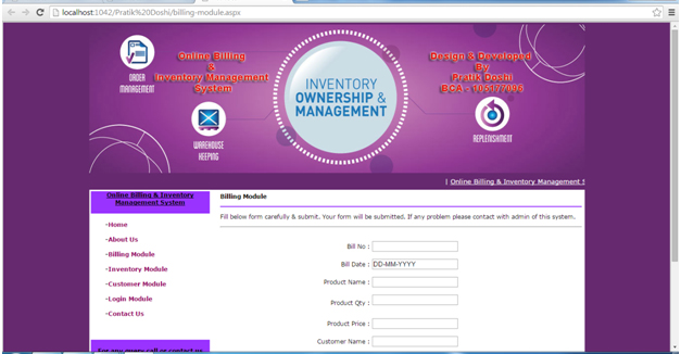 sales and inventory system proposal Search for jobs related to inventory system project proposal sample or hire on the world's largest freelancing marketplace with 13m+ jobs it's free to sign up and.