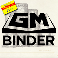 Free GM Resource: GM Binder
