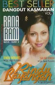 Rana Rani - Hati Panas Membara ( Karaoke )
