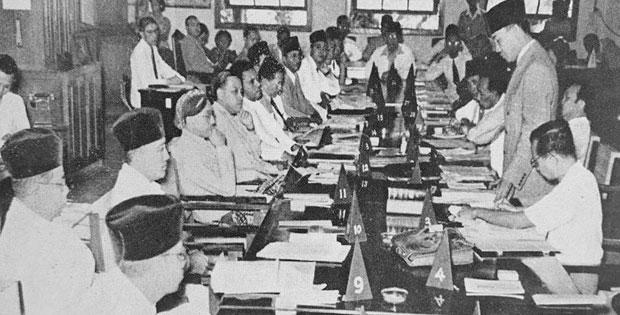 Pembentukan PPKI (Panitia Parsiapan Kemerdekaan Indonesia)
