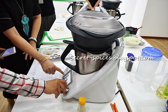 Thermomix® Cooking Experience at Sunway Damansara, Petaling Jaya, Malaysia