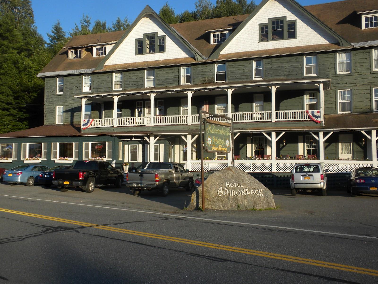 Restaurant Near Portage Lake Maine
