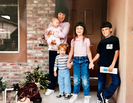 The Family in harmony back in 1989