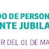LISTADO DE PERSONAL DOCENTE JUBILADO A PARTIR DEL 01 DE MARZO DE 2017