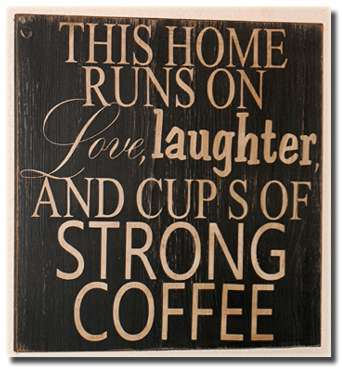 Country Home Decor - Cherish's Country Store: Coffee Decor Additions