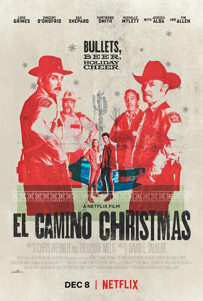 [News] El Camino Christmas, novo filme Netflix, ganha trailer e pôster