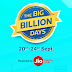 (Upcoming)Flipkart Big Billion Days: Get Loot Deals And Huge Discounts(20-24 Sept)