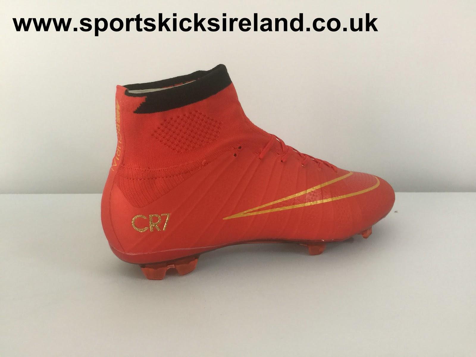 newest e7980 ecf8c Sports Kicks Ireland: All-new design of NIKE MERCURIAL ...
