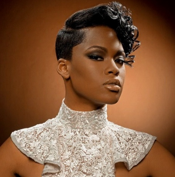 Hairstyles For Girls For Wedding: Bridal Hairstyles For Black Women