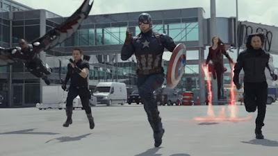Sinopsis Film Captain America: Civil War (2016)