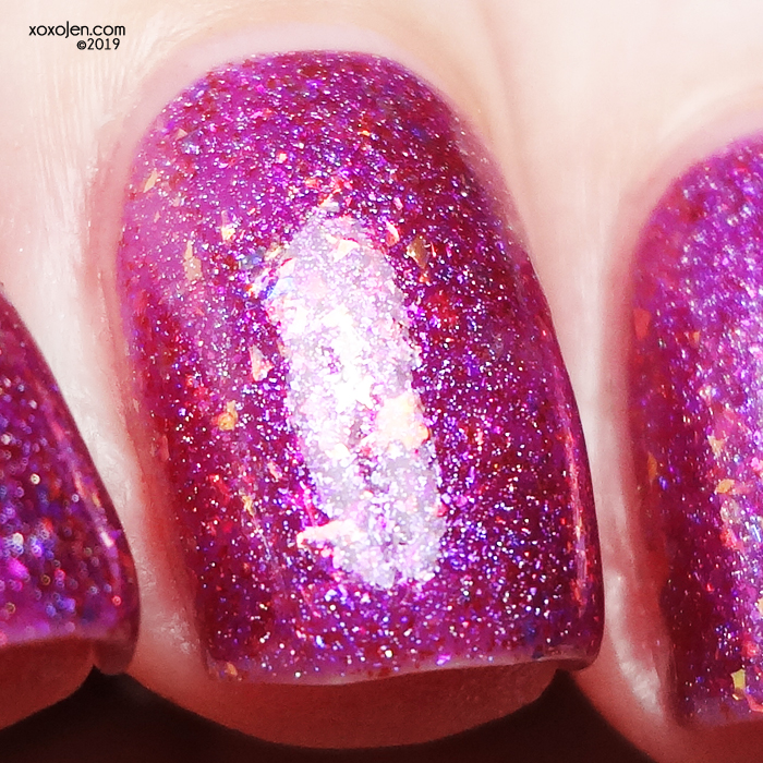 xoxoJen's swatch of Girly Bits I Must Not Tell Lies