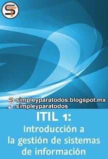 Video2Brain, ITIL 1: Intro gestión de sistemas de información